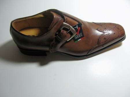 Brown Leather Shoe   picture