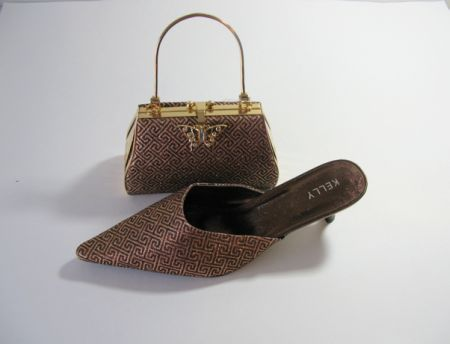 Shoe and bag set    picture